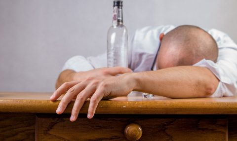 Five warning signs you have a drinking problem
