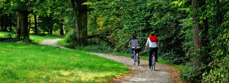 Five ways to live your life outdoors